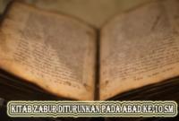 Kitab Zabur Diturunkan Pada Abad Ke